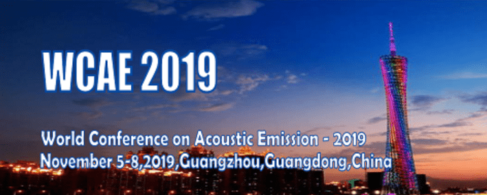 World conference on acoustic emission 2019