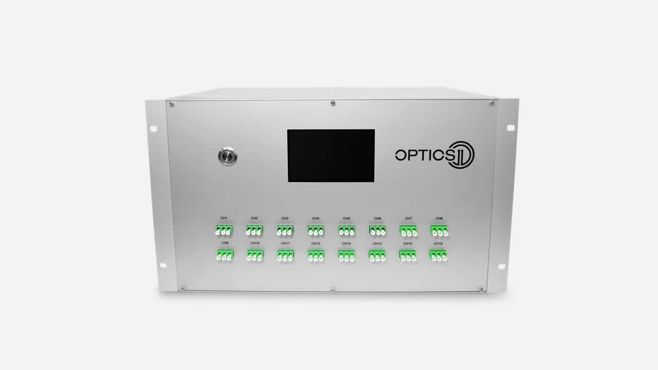 Optimae optical Interrogator